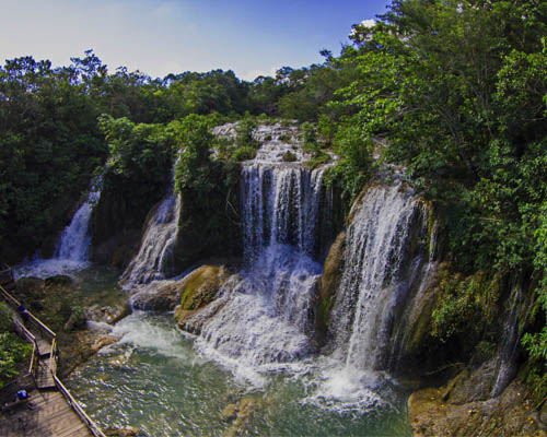 Parque das Cachoeiras - Rio Mimoso Bonito MS Bonito Incomparável