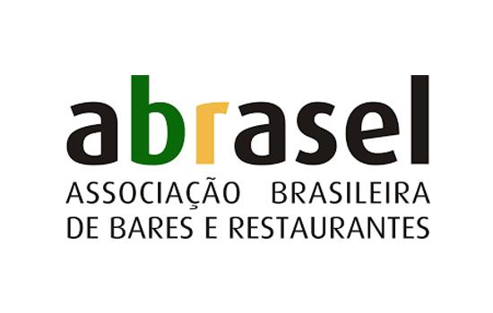 Logo Abrasel Associação Brasileira de Restaurantes