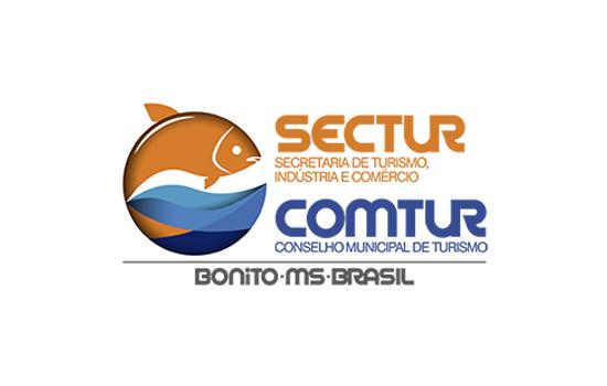 Logo COMTUR _ SECTUR
