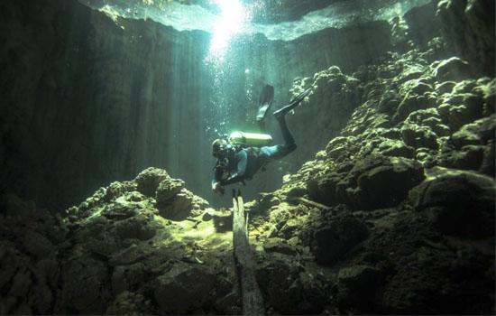 Bonito Scuba - Mergulho Autônomo, Avançado e de Batismo Bonito MS Bonito Incomparável Foto @Edson