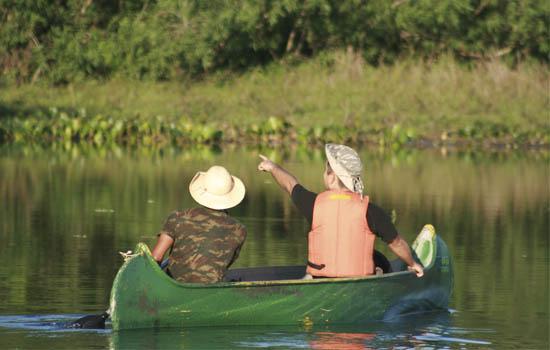 Pantanal - Canoagem - Fazenda San Francisco Pantanal Sul Bonito Incomparável Foto Carol Coelho