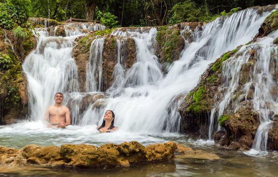 Passeio Estância Mimosa - Cachoeira da Andorinha Bonito MS