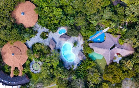Aquário Natural - Santuário ecológico de rara beleza
